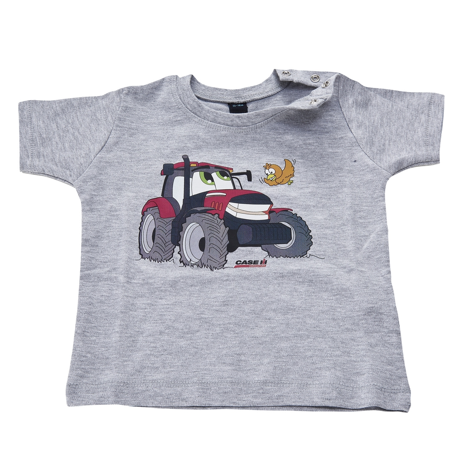 Tractor Shirts And Hats : Case ih baby s tractor t shirt