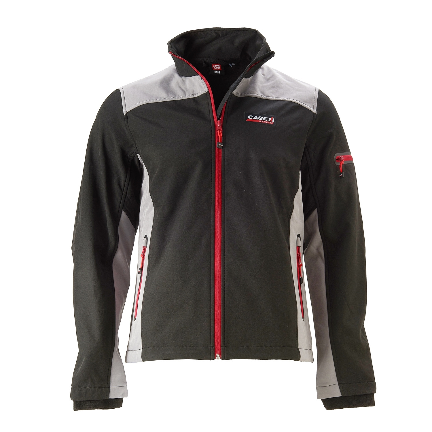 case ih men 39 s softshell jacket. Black Bedroom Furniture Sets. Home Design Ideas