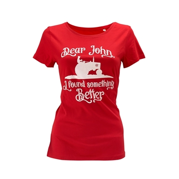 "Picture of Women's ""Dear John…"" T-shirt"