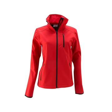 Picture of Red technical jacket