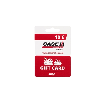 Image de PHYSICAL GIFT CARD, CARDBOARD, 10€